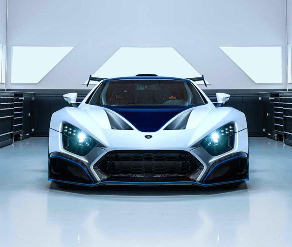Zenvo TSR-S, una exclusiva bestia danesa de 35 millones de pesos