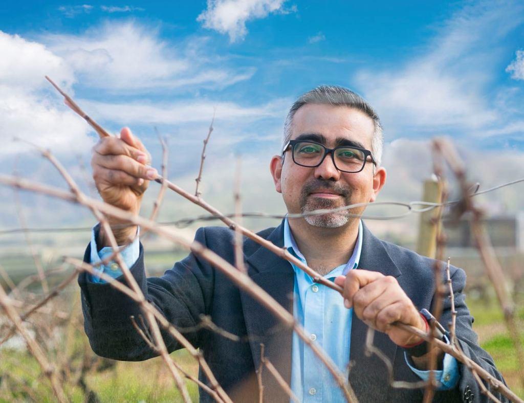 Alberto Verdeja, Wine Maker de Casa Pedro Domecq