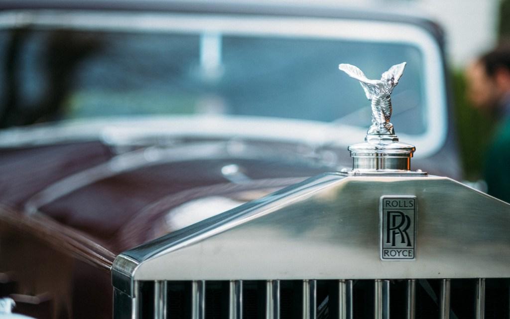 red social de Rolls-Royce