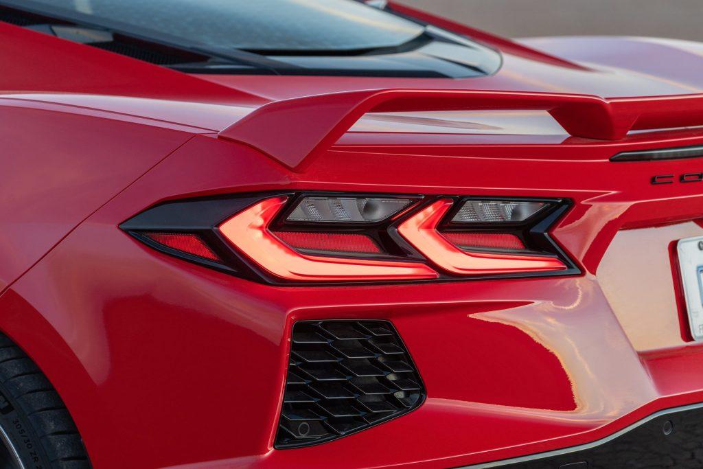 Corvette Stingray: la imponente bestia ha llegado a nuestro país