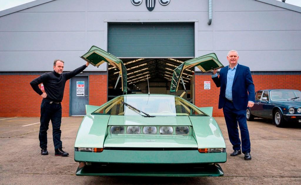 Aston Martin Bulldog, el superdeportivo regresa después de 40 años