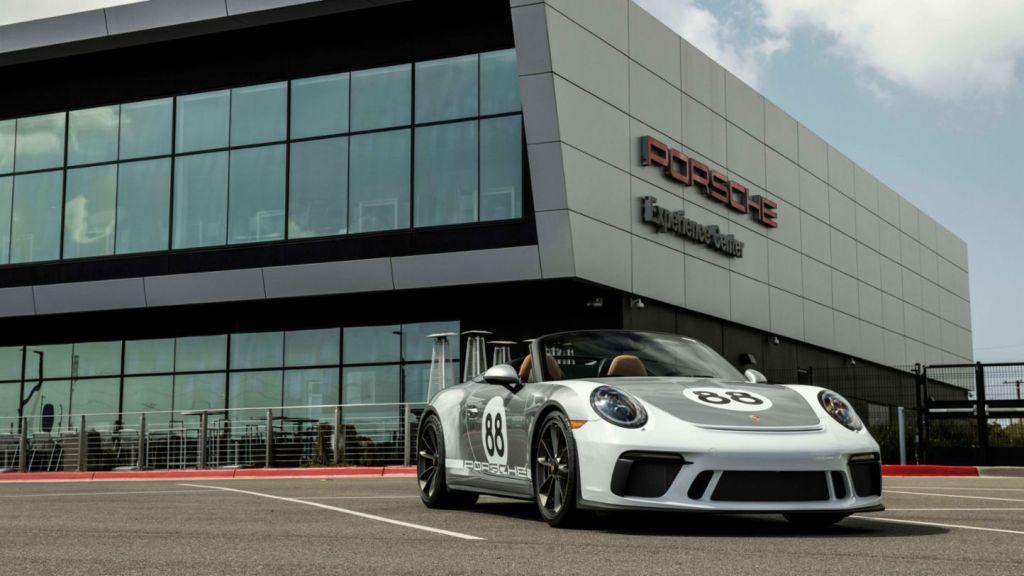 Subastarán un Porsche 911 realmente único para recaudar fondos