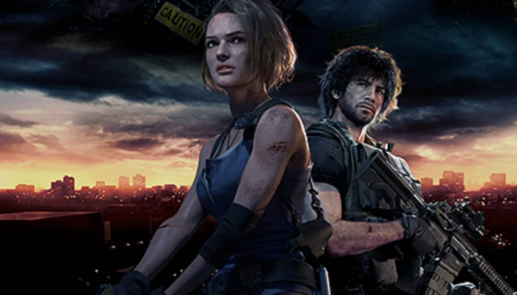 Capcom lanzan remake de Resident Evil 3 a nivel mundial