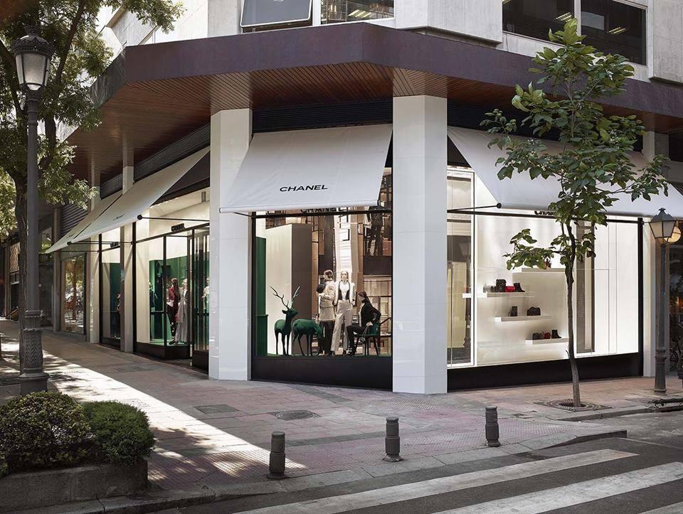Así será el shopping en La Milla de Oro de Madrid tras la cuarentena