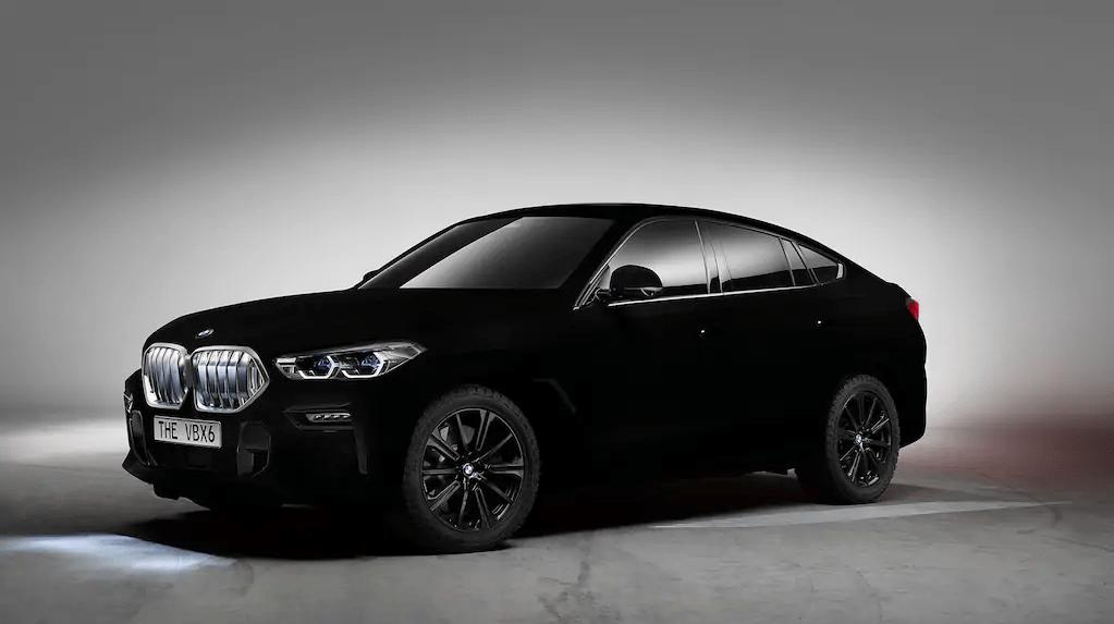 Top 6: Los autos más negros del mundo (hasta el momento)