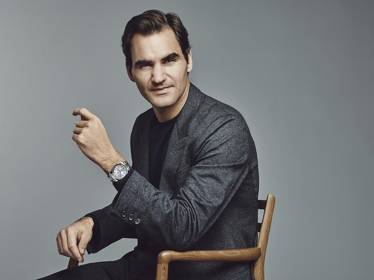 Roger Federer Oyster Perpetual II