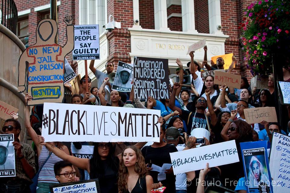 La industria del lujo se pronuncia ante el movimiento #BlackLivesMatter