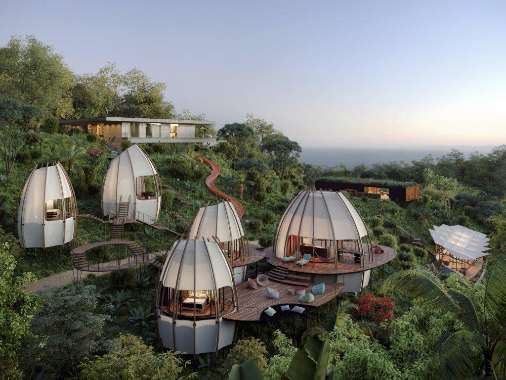 Artvillas: te decimos cómo hospedarse en un 'nido' de lujo en Costa Rica