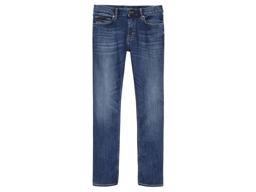 Banana Republic: Jeans Traveler