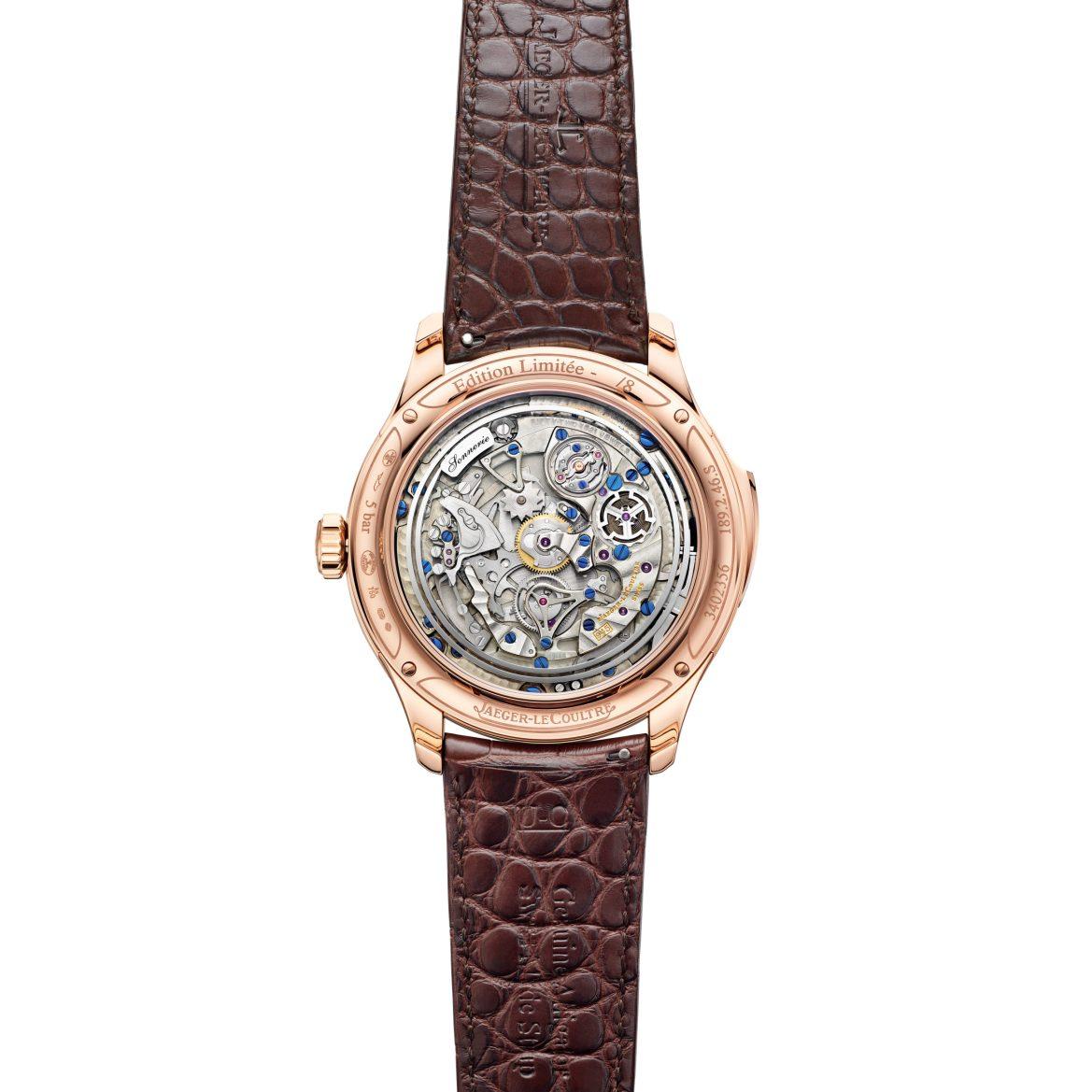 Versión de oro rosa, limitada a 8 piezas: Q5262460