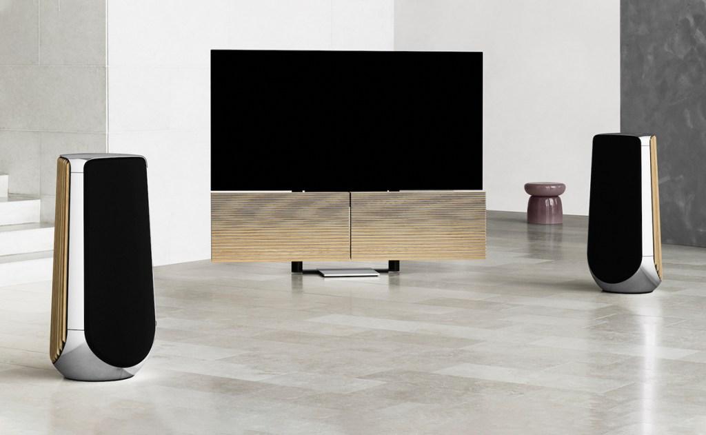 El primer televisor OLED 8K del mundo podrá ser tuyo por 1 mdp