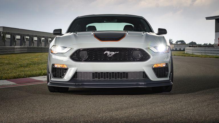 Mustang Mach 1 2021: El tan esperado regreso de uno de los clásicos de Ford
