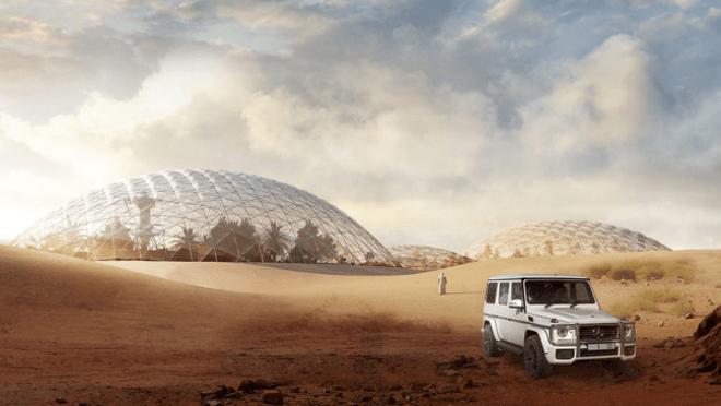 Dubai planea conquistar Marte y así es como se está preparando