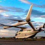 Alia: Así es el primer avión eléctrico inspirado en un ave