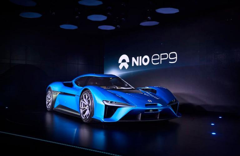 Los autos eléctricos chinos que retarán a Tesla: desde el hiperauto Nio EP9 de 3 mdd  hasta el Xpeng7 de 20 mil usd