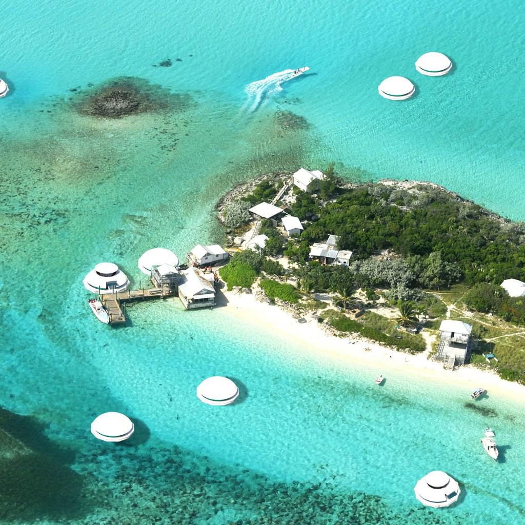 Así es la primera suite acuática de lujo inspirada en James Bond
