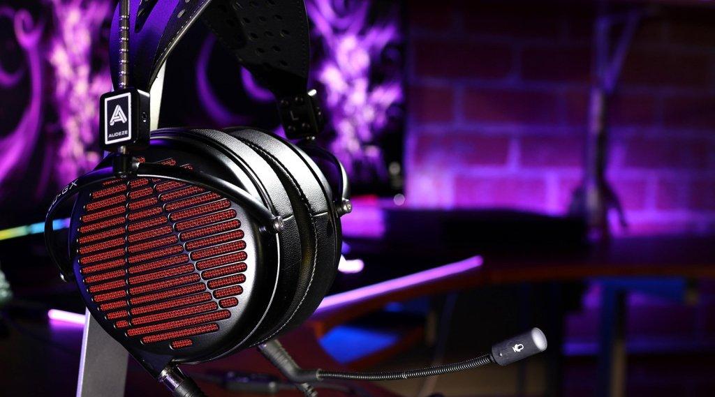 Audeze llega a los gamers y lanza auriculares hi-end especiales para PS5 y XBox