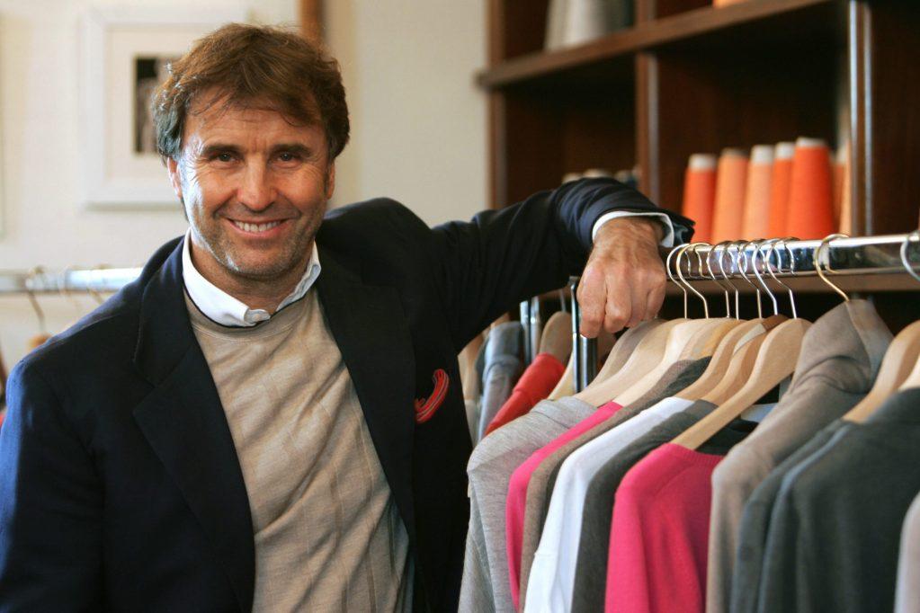 Brunello Cucinelli donará más de 34 millones de dólares en mercancía no vendida