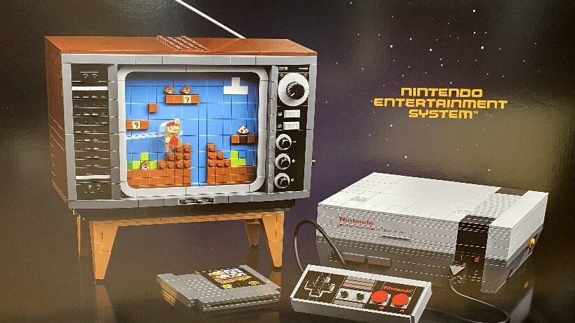 Una colaboración que no sabíamos que necesitábamos, LEGO, Nintendo y Mario Bros