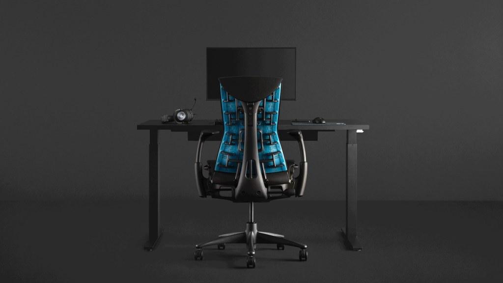 Herman Miller y Logitech diseñaron la silla ideal para gamers y los momentos de home office