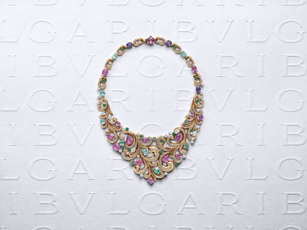 La joyería perfecta de Bvlgari para regalar a ella: vida, belleza y un homenaje a la arquitectura de Roma