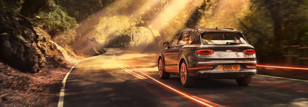 El nuevo Bentayga 2021 toma algunos detalles del diseño de sus hermanos de Bentley