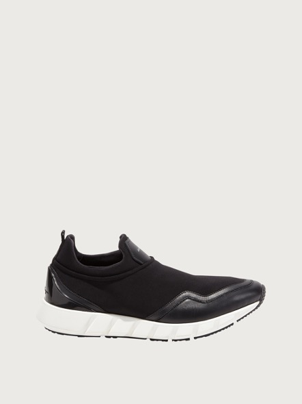 SALVATORE FERRAGAMO: SNEAKERS SLIP ON