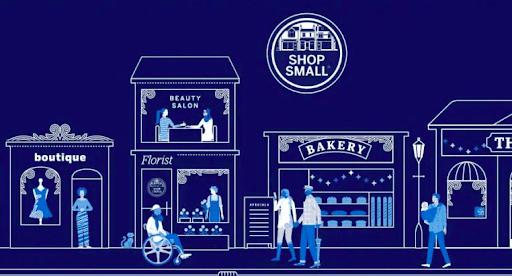 Shop Small de American Express