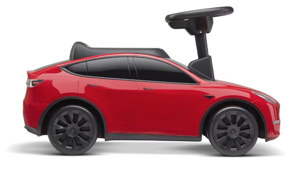 Tesla Model Y, la nueva adición a la flota infantil de Radio Flyer
