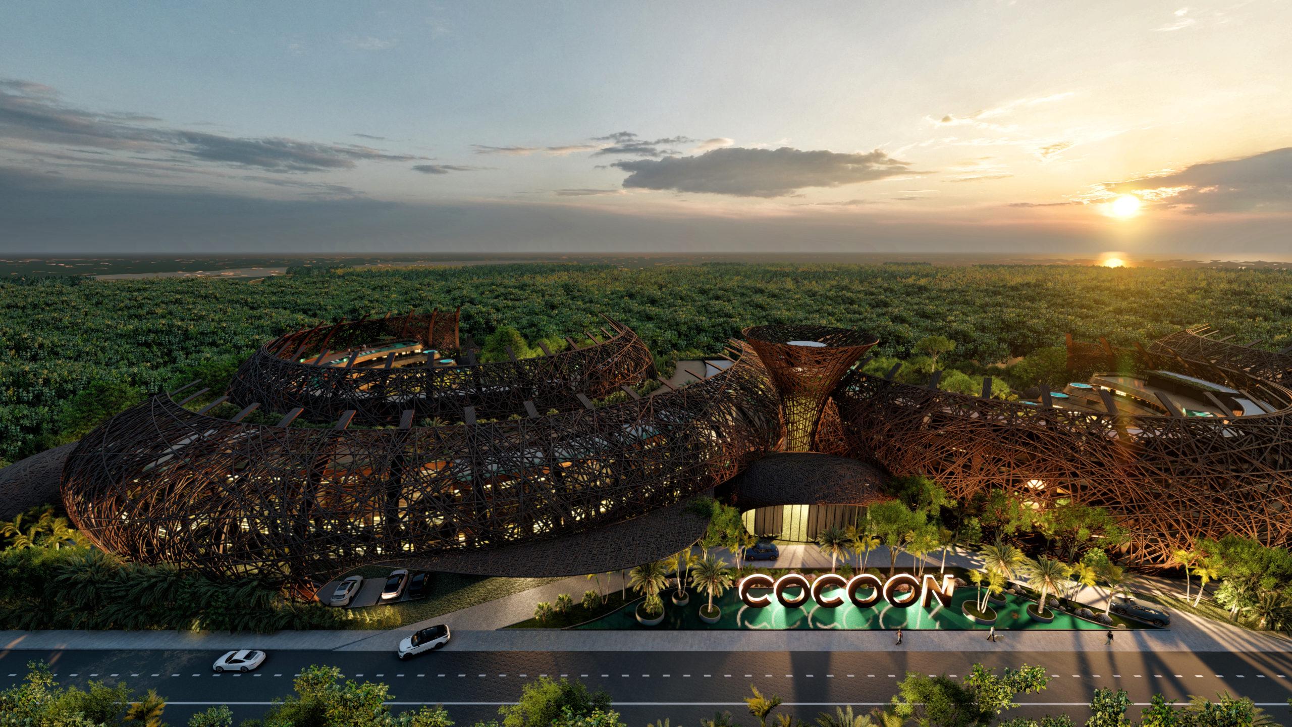 COCOON, el nuevo resort de Tulum que apuesta por la ecología