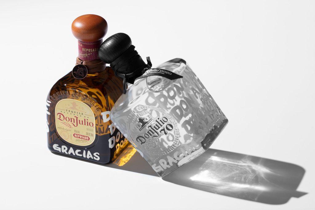 Tequila Don Julio celebra a los mexicanos y apoya a la industria restaurantera con esta edición limitada