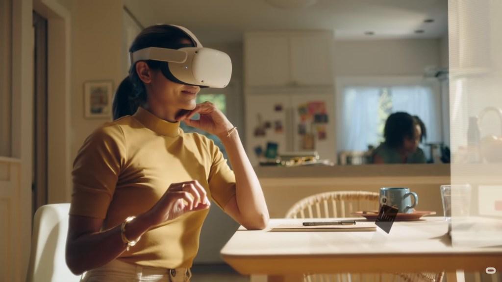 Facebook revela Infinite Office: imagina tu oficina pero en realidad virtual