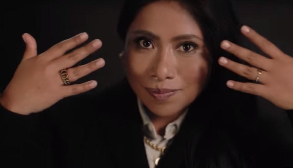 Orgullosamente mexicana, Yalitza Aparicio es la nueva imagen de Dior