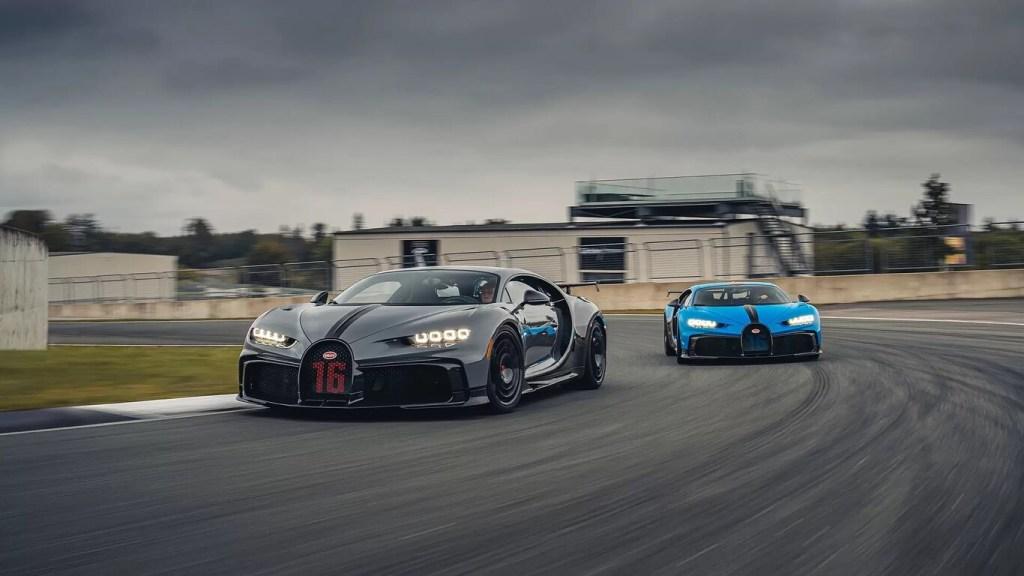 ¿Podrá esta prueba en pista convencerte de comprar el Bugatti Chiron?