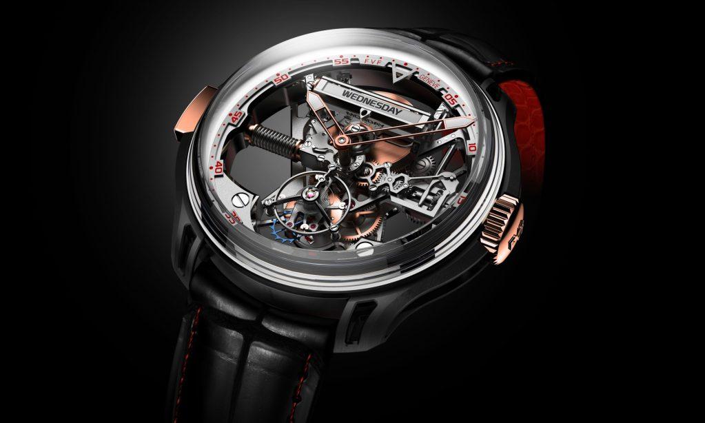 Franc Vila revoluciona -otra vez- la alta relojería con su nueva marca innovadora y artesanal