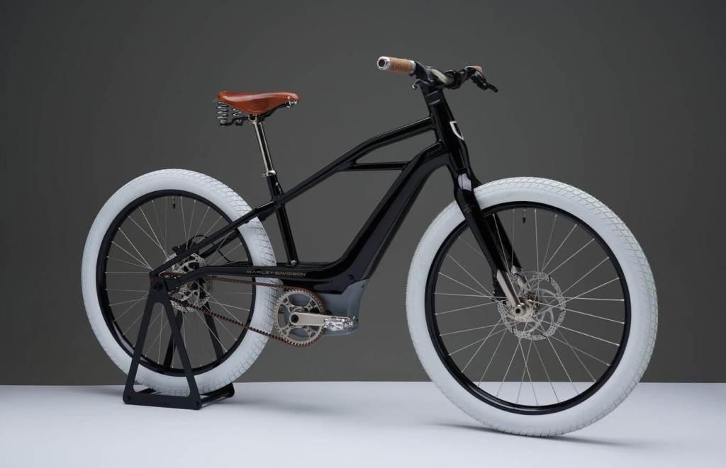 bicicleta eléctrica de Harley-Davidson