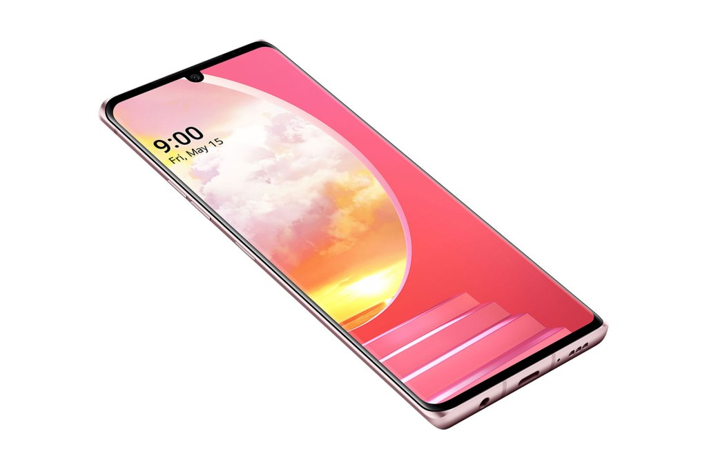 Conoce el LG VELVET, el smartphone que marca una nueva era para LG