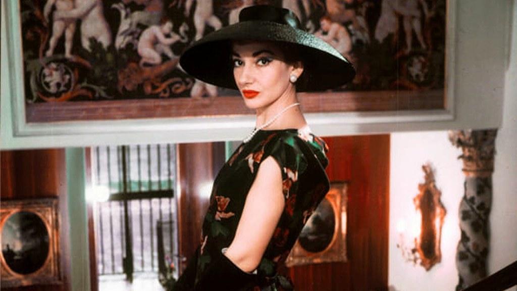 Burberry revela el vestuario de la nueva ópera de Marina Abramovic sobre María Callas