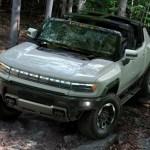 Totalmente eléctrica y con 1,000 HP, la nueva Hummer revoluciona el segmento de las pick up
