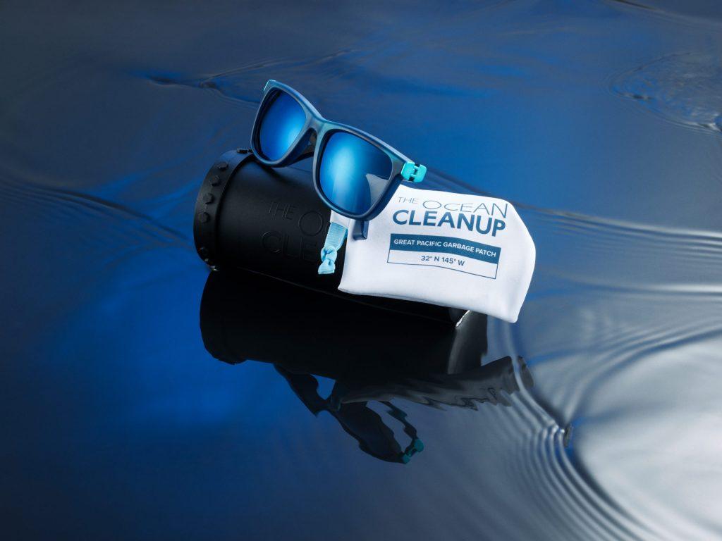 ¡Bravo Safilo! Estas son las primeras gafas de sol fabricadas con plástico residual del océano