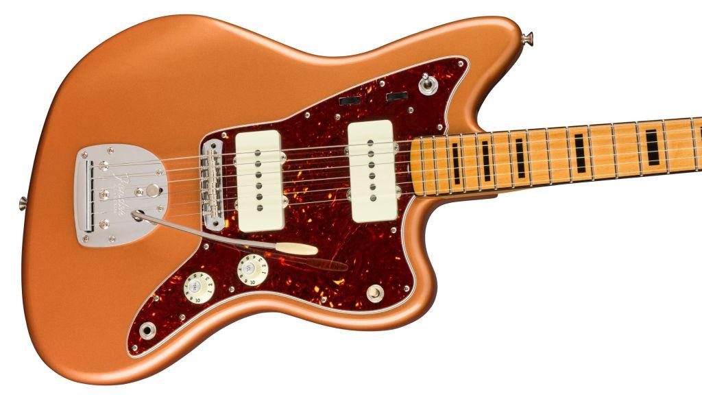 Fender vuelve con una nueva guitarra en honor a Troy Van Leeuwen
