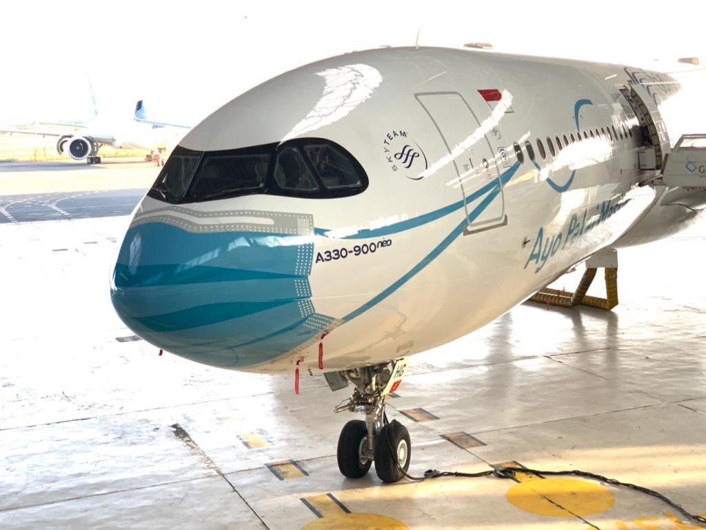 El riesgo de transmisión del COVID-19 en una aeronave es muy bajo, según Harvard