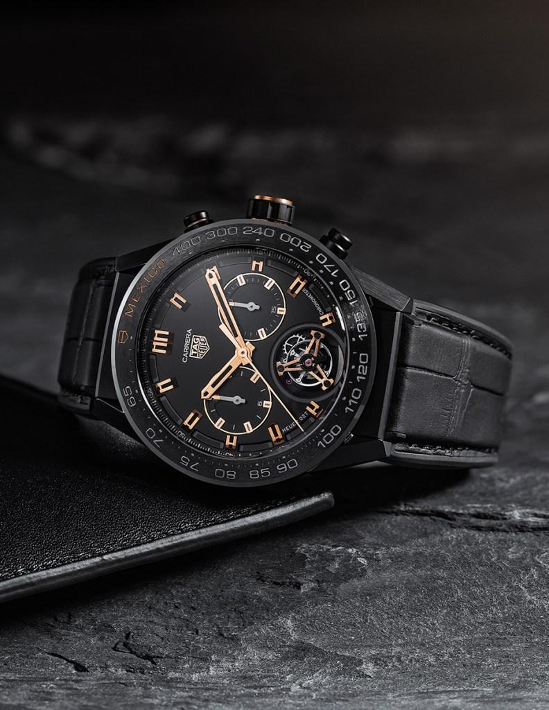 TAG Heuer celebra sus 160 años y a México con este reloj edición especial