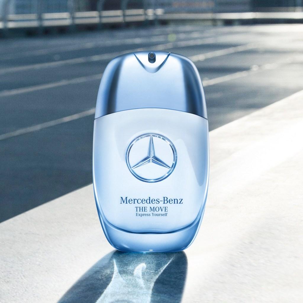 Mercedes-Benz The Move Express Yourself: el perfume de la libertad