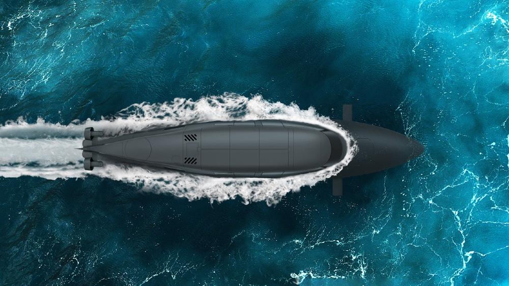 Como todo un espía, Victa se convierte de bote a submarino en 2 minutos