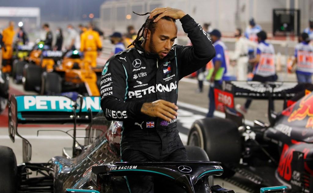 ¿Bahrein habrá sido el último GP de Lewis Hamilton? George Russel será el reemplazo