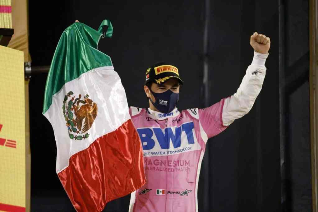 Cuánto gana Checo Pérez, uno de los diez pilotos mejor pagados de la Fórmula 1