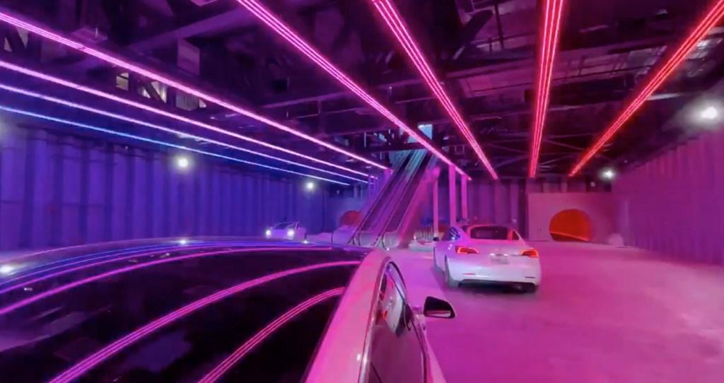 Elon Musk expande sus túneles subterráneos por Las Vegas: del aeropuerto al centro en 3 minutos