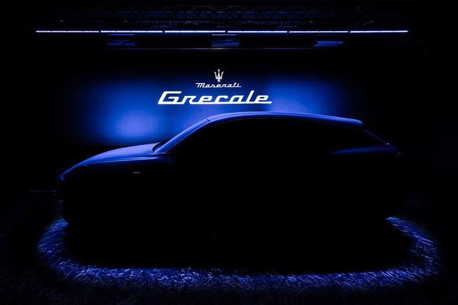 Estas son las primeras fotos de Grecale, el nuevo SUV de Maserati