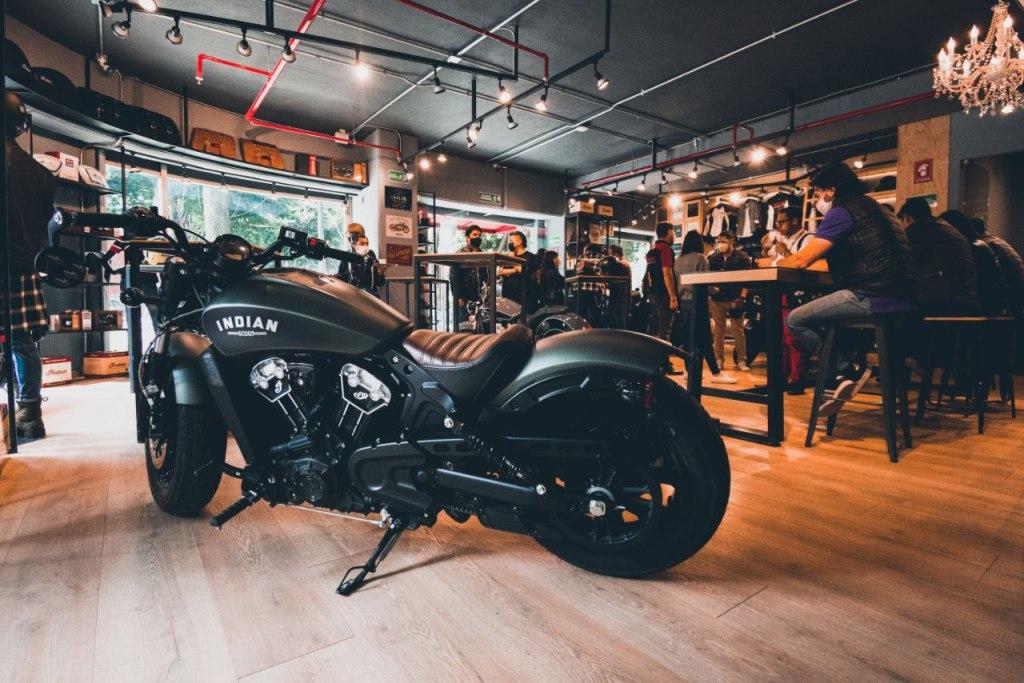 Indian Room CDMX, el nuevo espacio de Indian Motorcycle que debes conocer